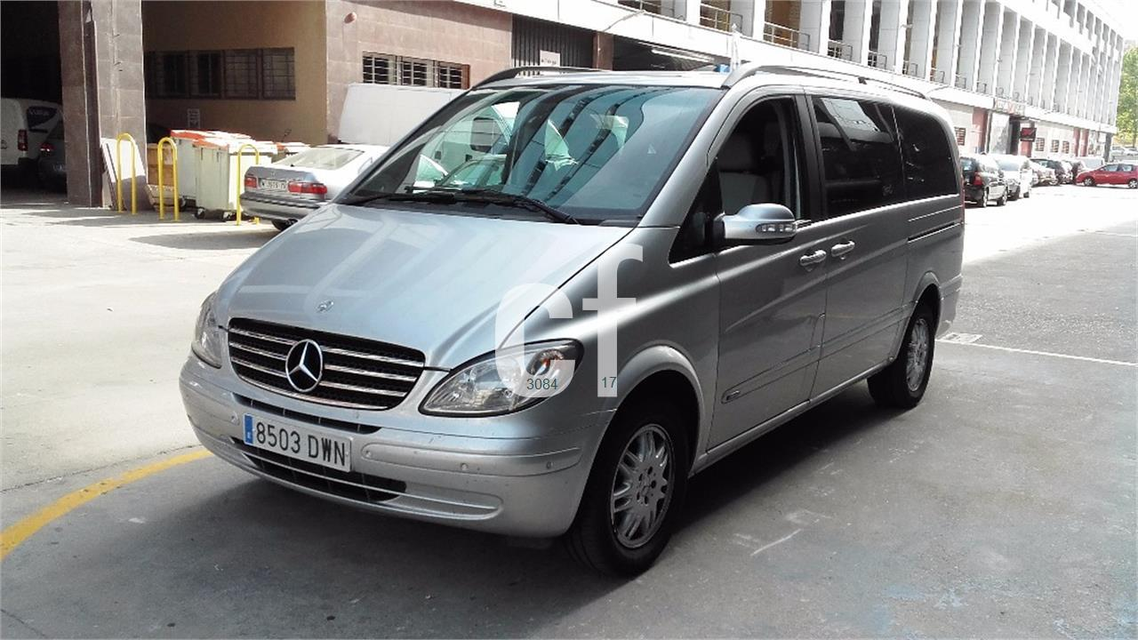 Used mercedes benz viano cars spain for Mercedes benz espana