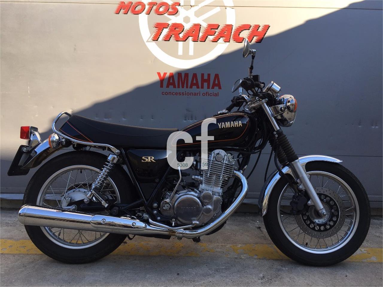 YAMAHA SR400 de venta
