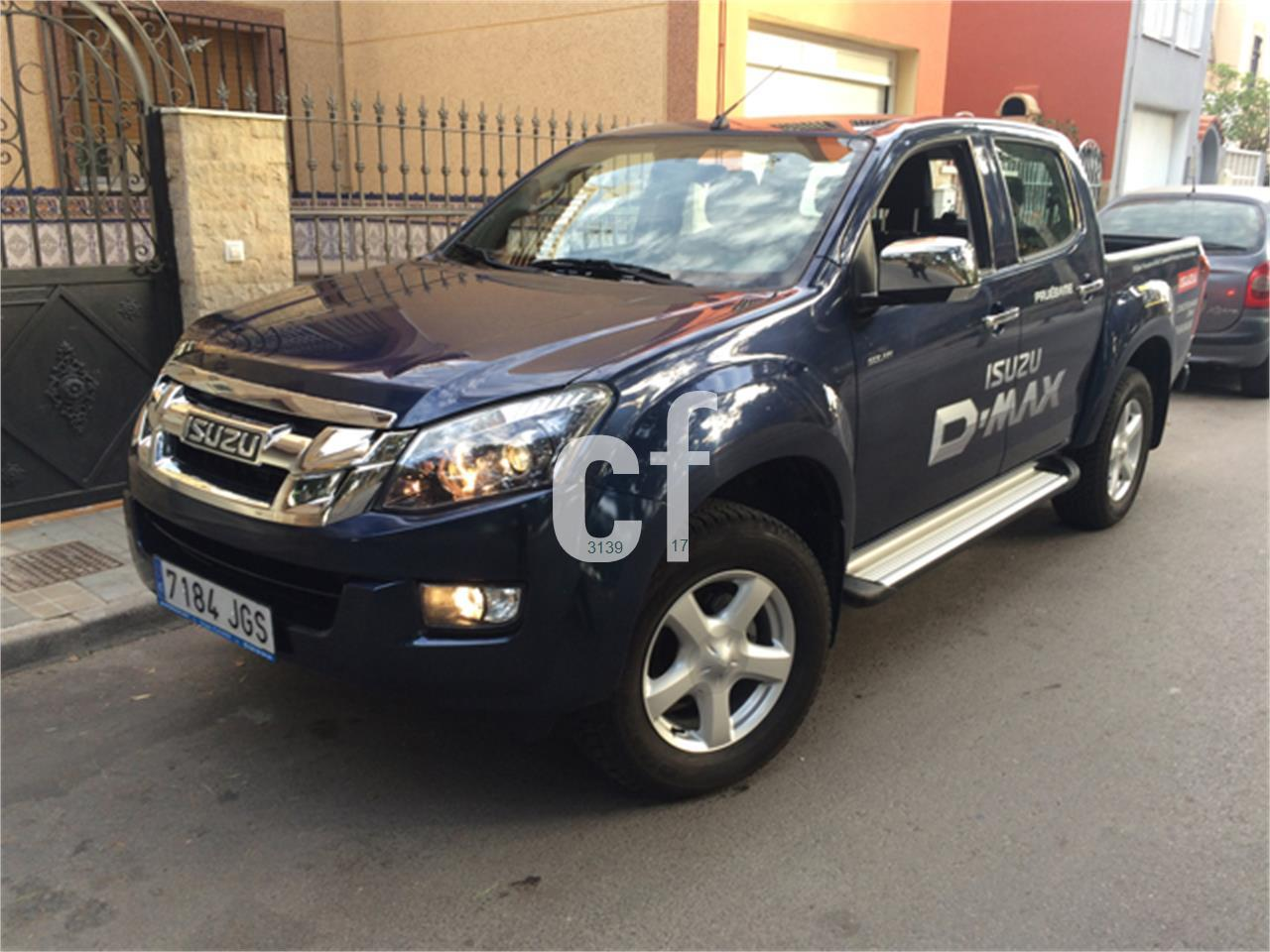 voiture occasion isuzu d max en espagne savoy lisa blog. Black Bedroom Furniture Sets. Home Design Ideas