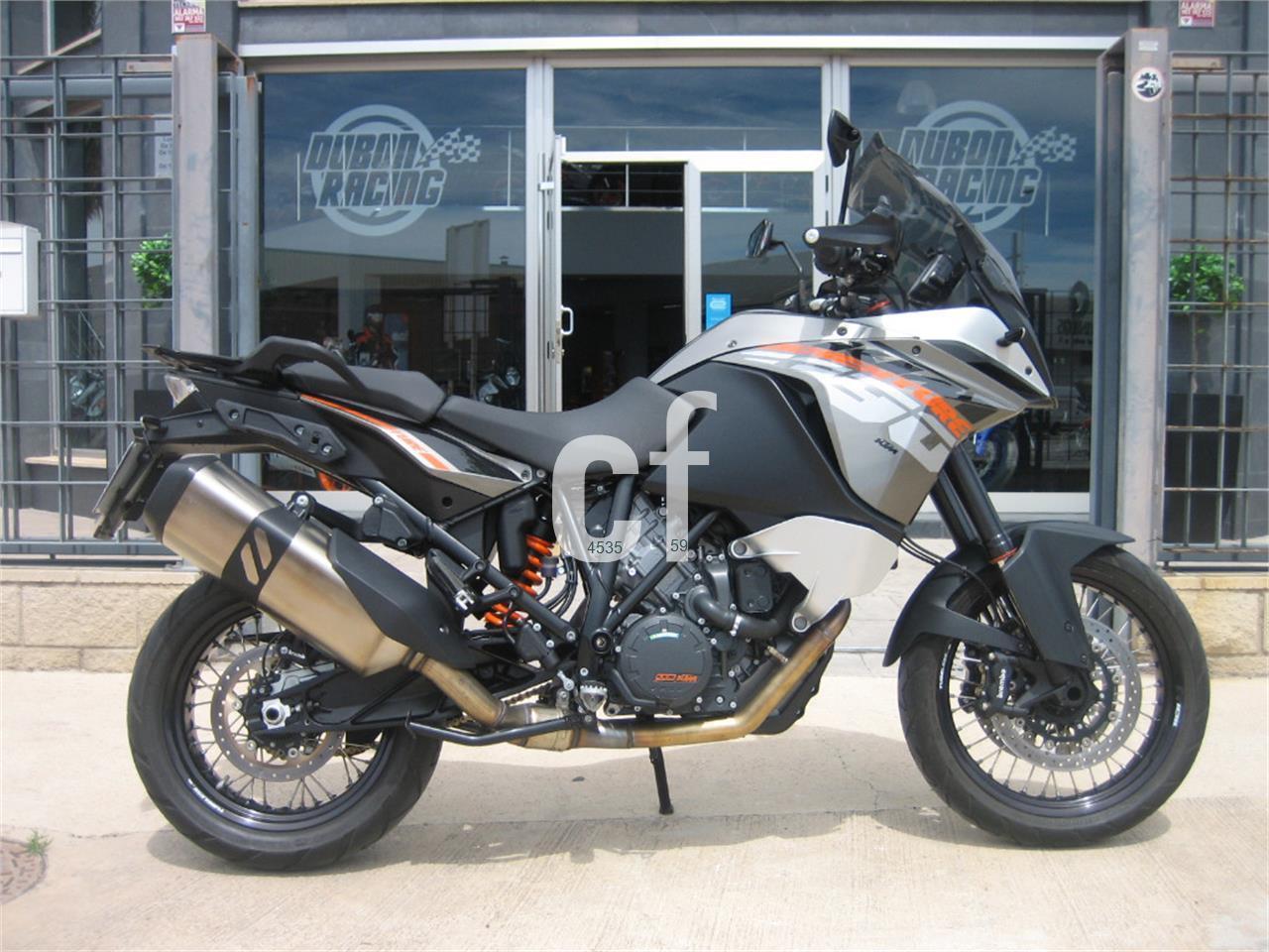 KTM 1190 Adventure de venta