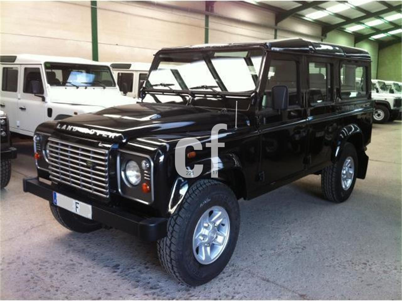 voitures land rover defender occasion espagne. Black Bedroom Furniture Sets. Home Design Ideas