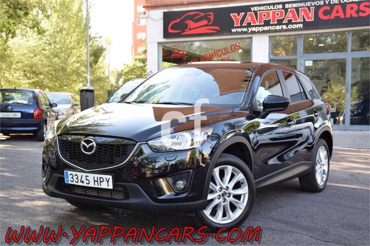 voitures mazda cx 5 occasion espagne. Black Bedroom Furniture Sets. Home Design Ideas