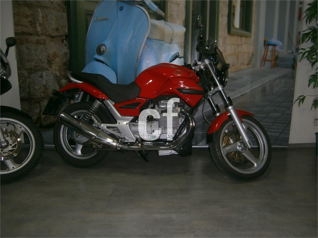 MOTO GUZZI Breva 750 de venta