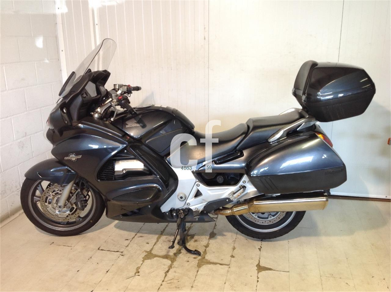 HONDA PAN-EUROPEAN ST 1300 ABS