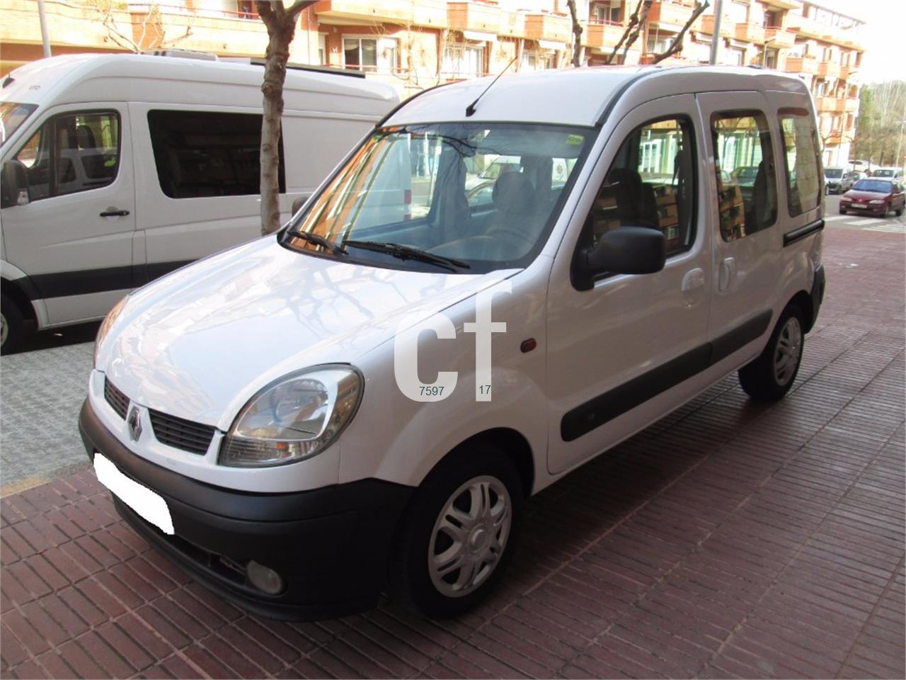 voitures renault kangoo occasion espagne. Black Bedroom Furniture Sets. Home Design Ideas