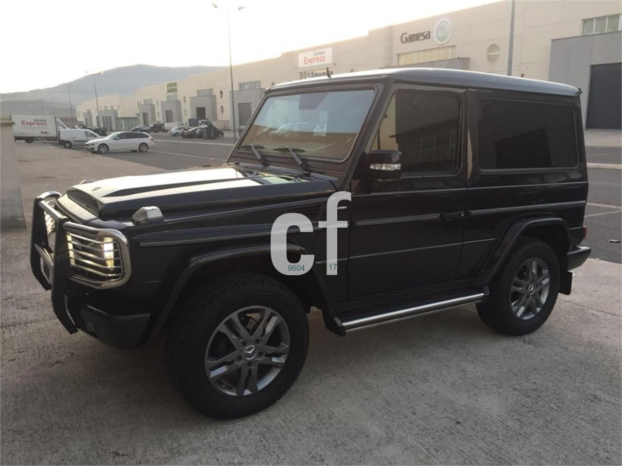 Used mercedes benz g class cars spain for 2012 mercedes benz g class for sale