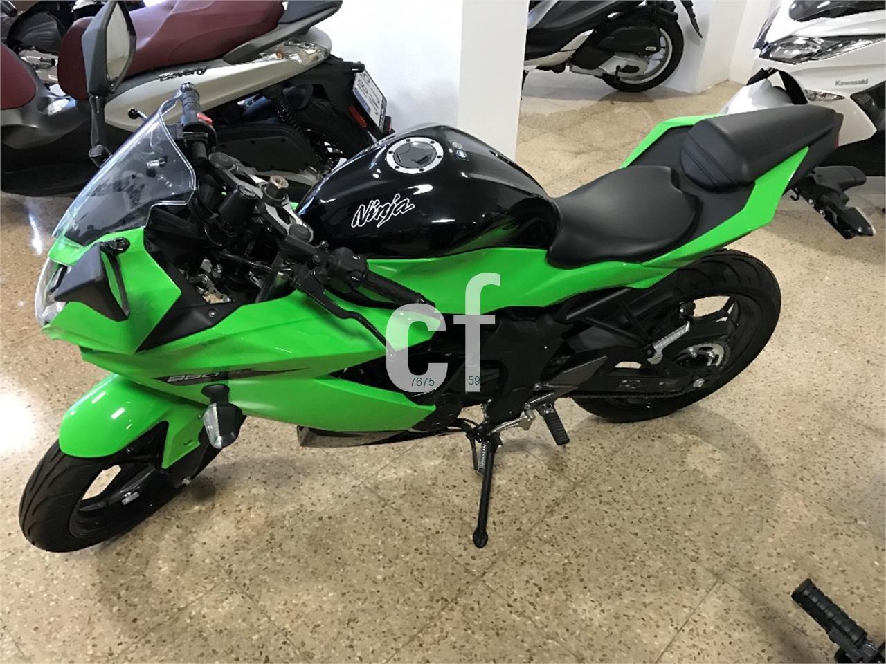 KAWASAKI Ninja 250 SL de venta