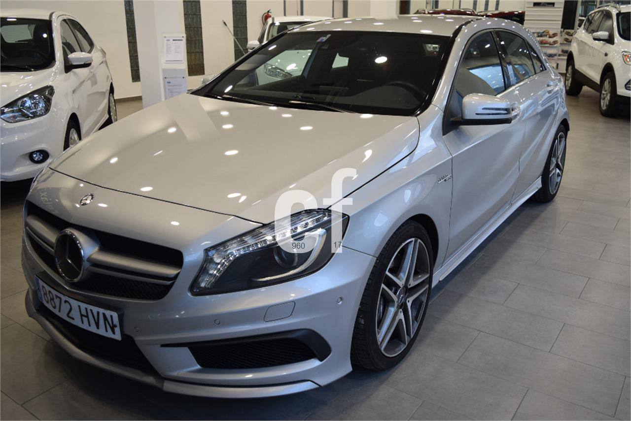Used mercedes benz cars spain for Mercedes benz espana