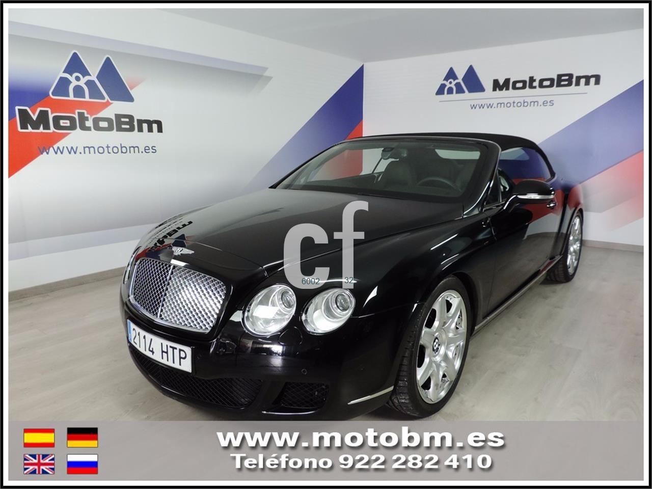 BENTLEY Continental GTC de venta de venta por 98900
