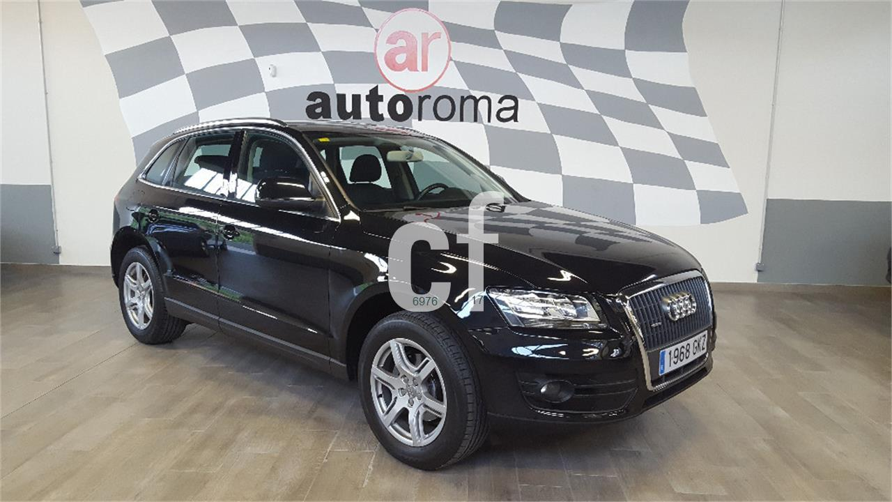 voitures audi q5 occasion espagne. Black Bedroom Furniture Sets. Home Design Ideas