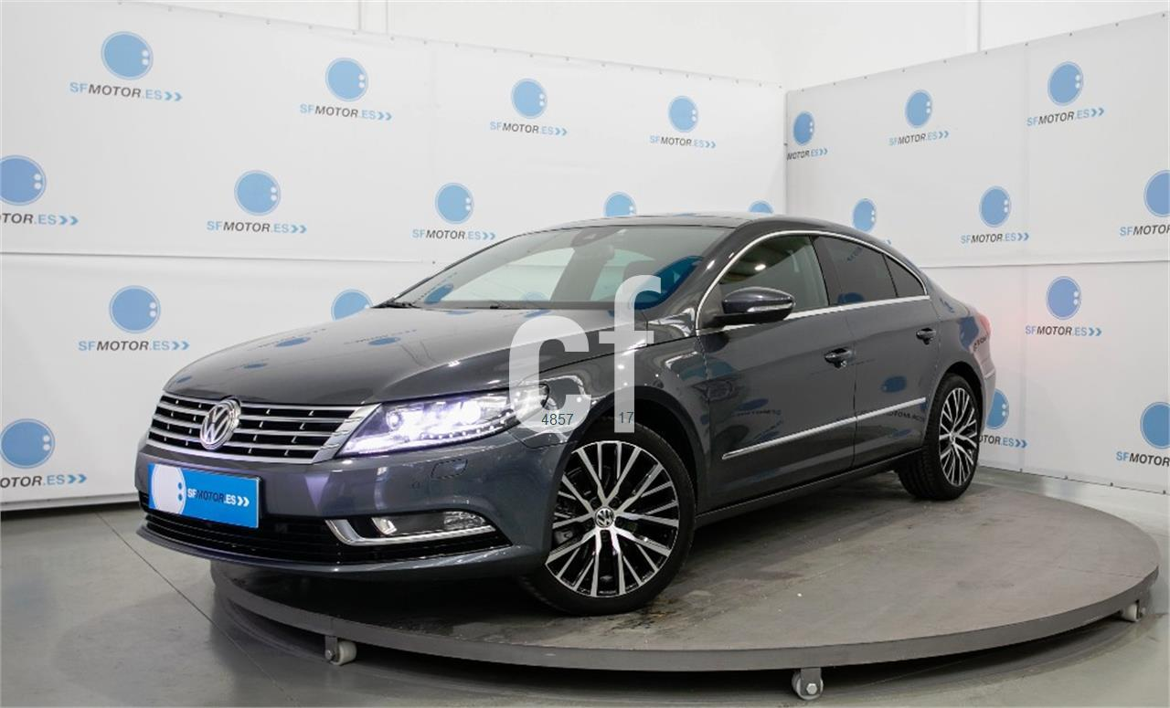 voitures volkswagen cc occasion espagne. Black Bedroom Furniture Sets. Home Design Ideas