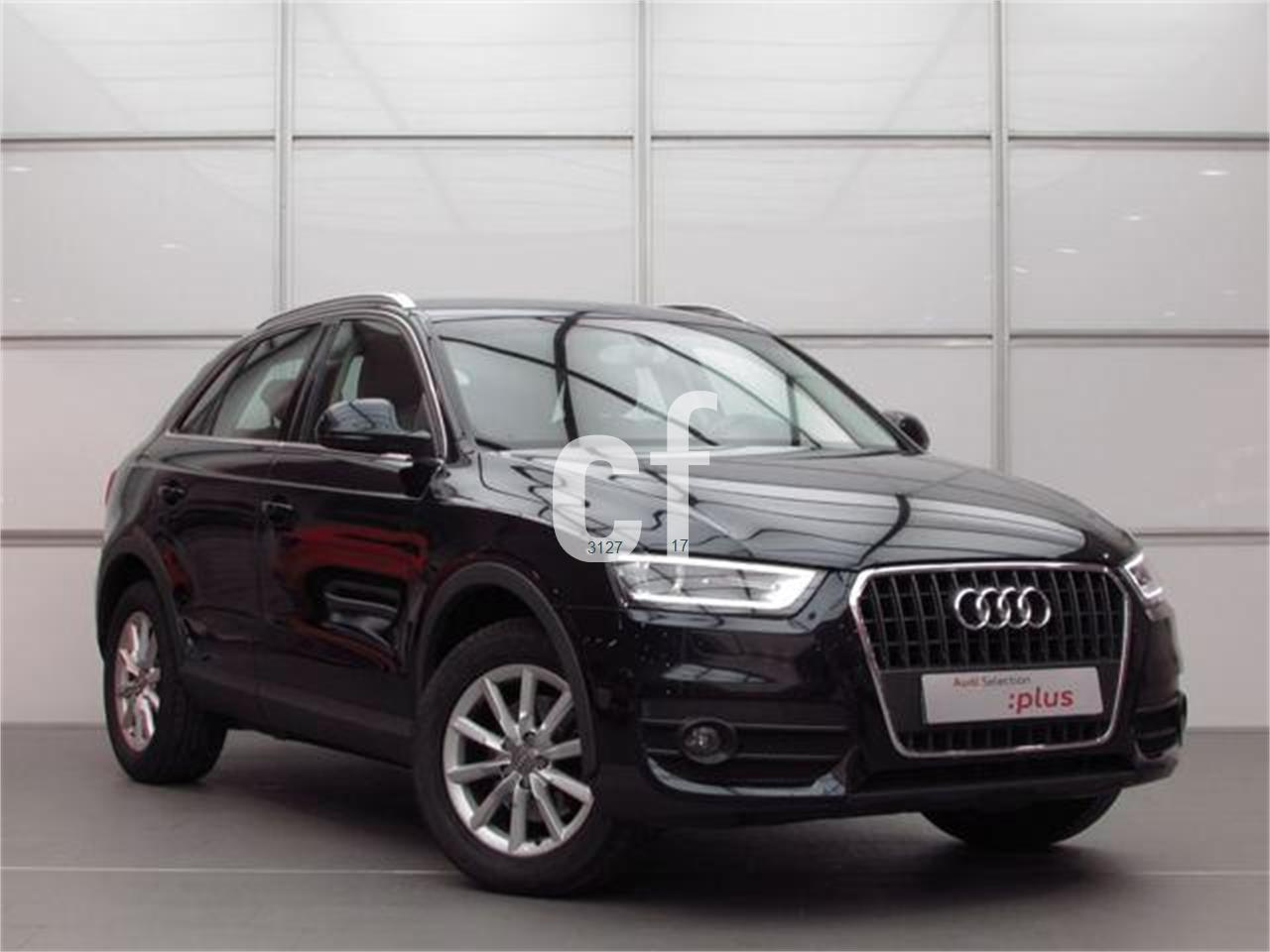 voitures audi q3 occasion espagne. Black Bedroom Furniture Sets. Home Design Ideas