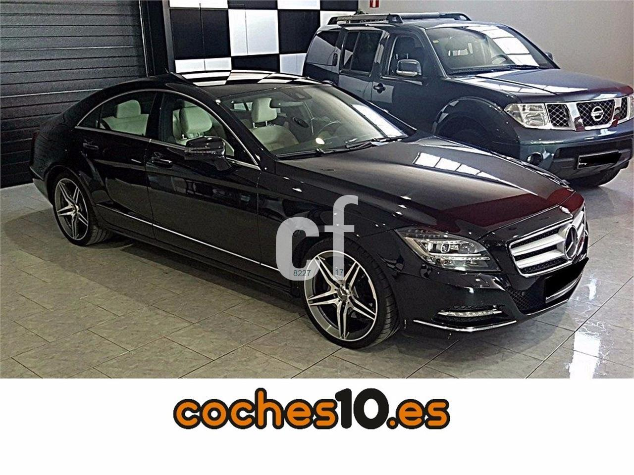 Used mercedes benz cls class cars spain for Mercedes benz espana