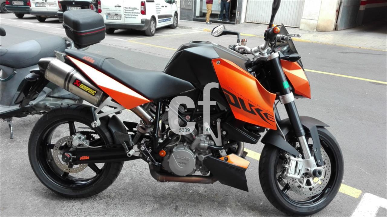 KTM 990 SUPER DUKE de venta
