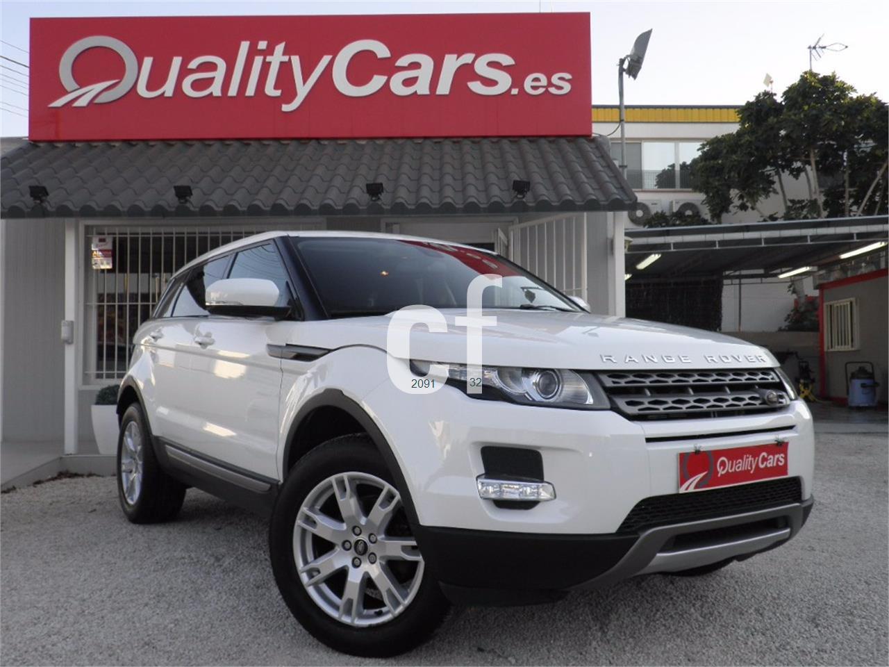 LAND-ROVER Range Rover Evoque de venta de venta por 27500