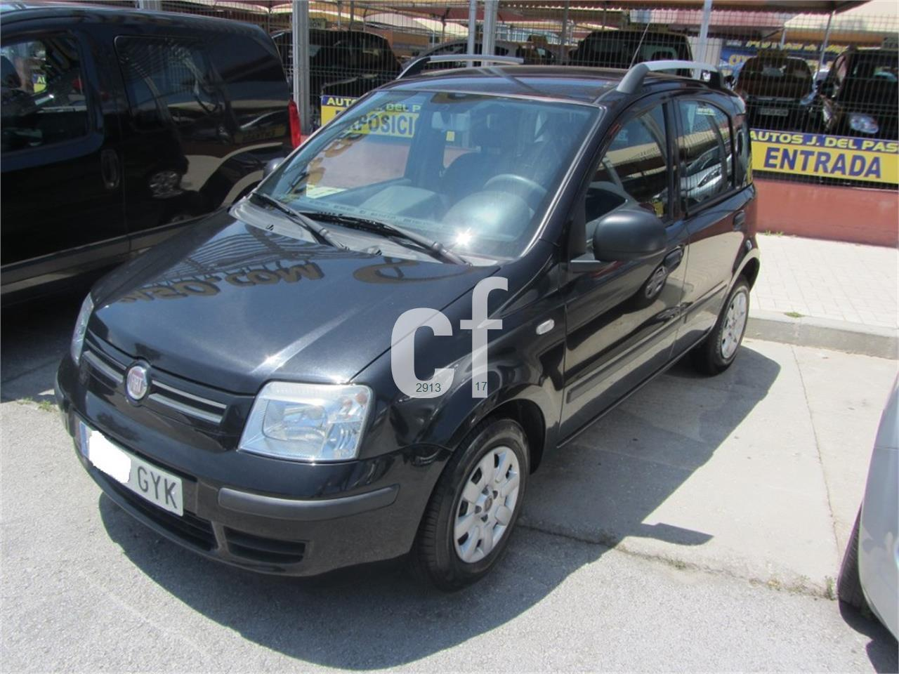 used fiat panda cars spain. Black Bedroom Furniture Sets. Home Design Ideas