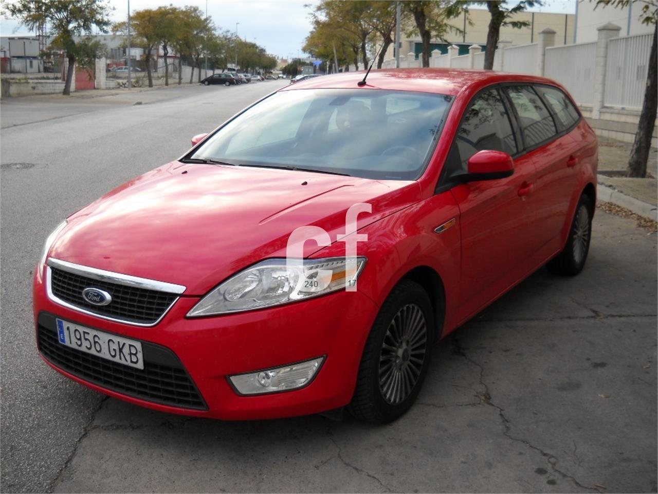 voitures diesel ford mondeo occasion espagne. Black Bedroom Furniture Sets. Home Design Ideas