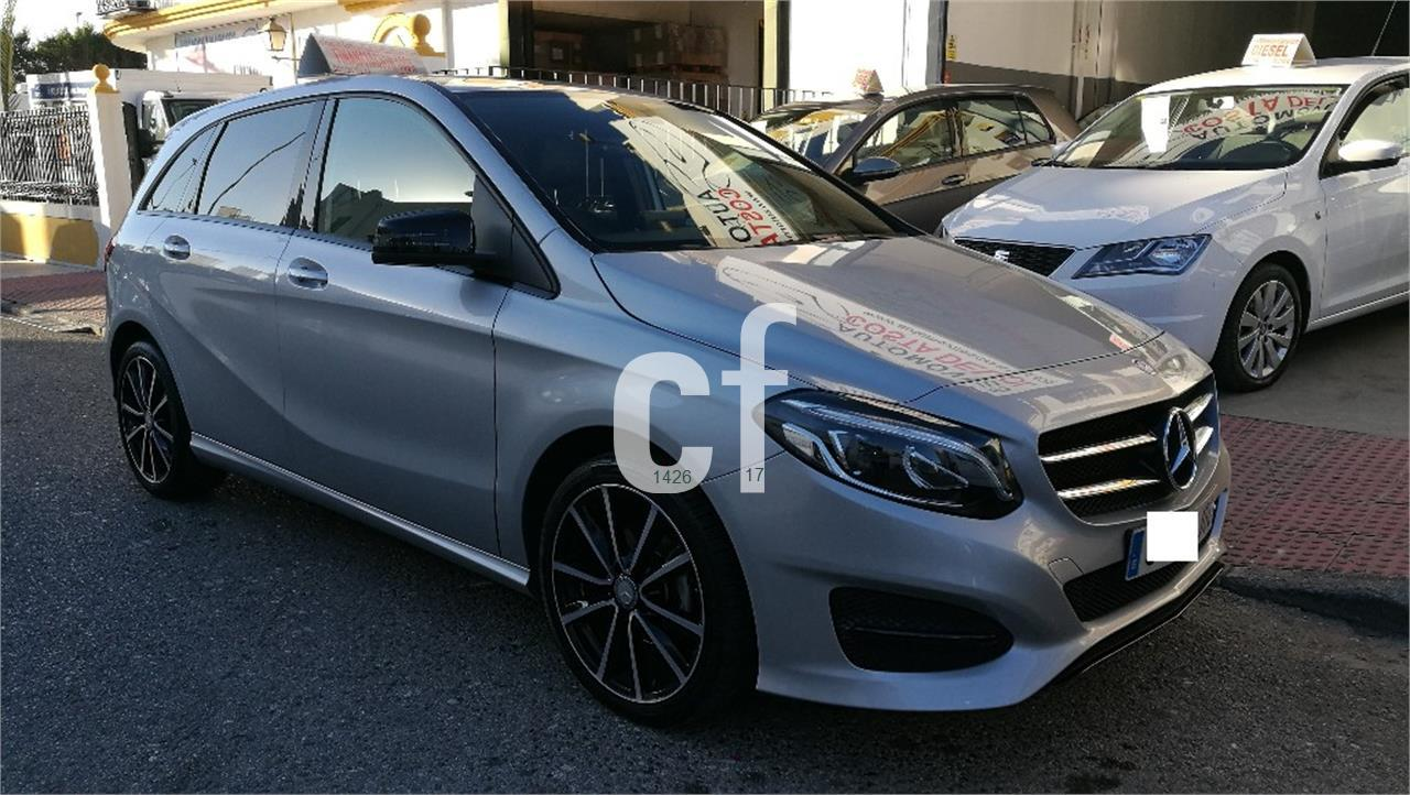 used mercedes benz b class cars spain