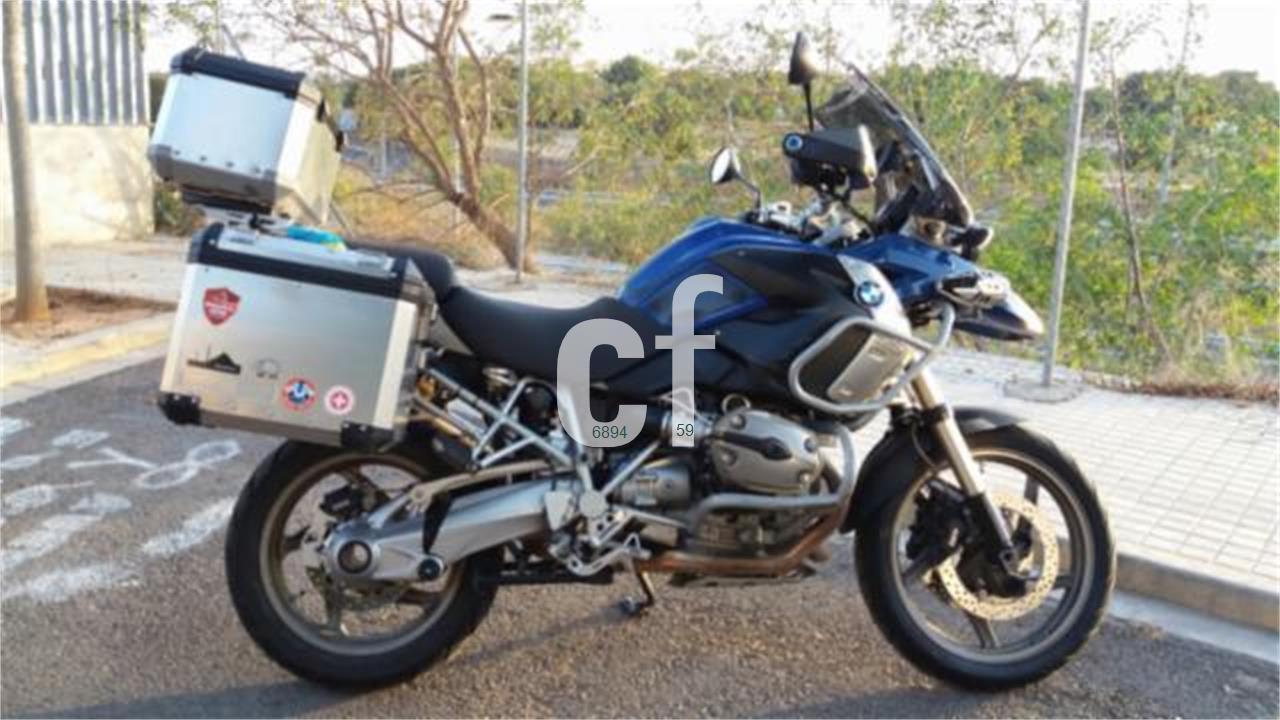 BMW R 1200 GS 105cv de venta