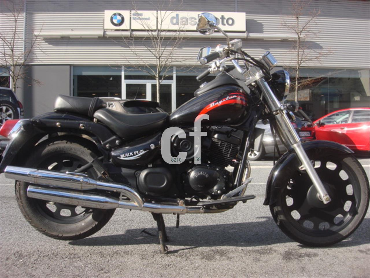 DAELIM DAYSTAR 125 FI BLACK PL