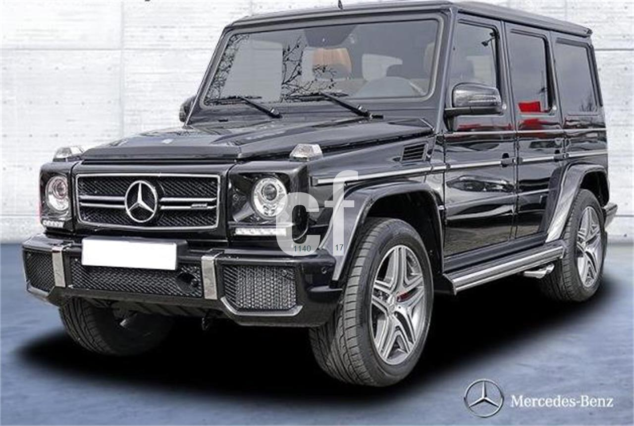 voitures mercedes benz g class occasion espagne. Black Bedroom Furniture Sets. Home Design Ideas