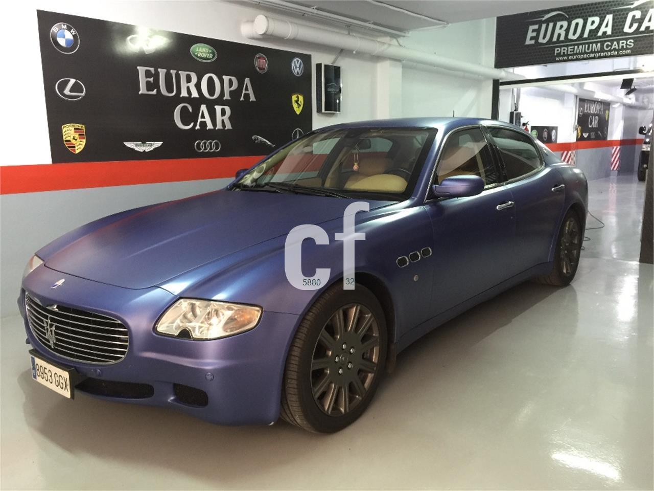 MASERATI Quattroporte de venta de venta por 28600
