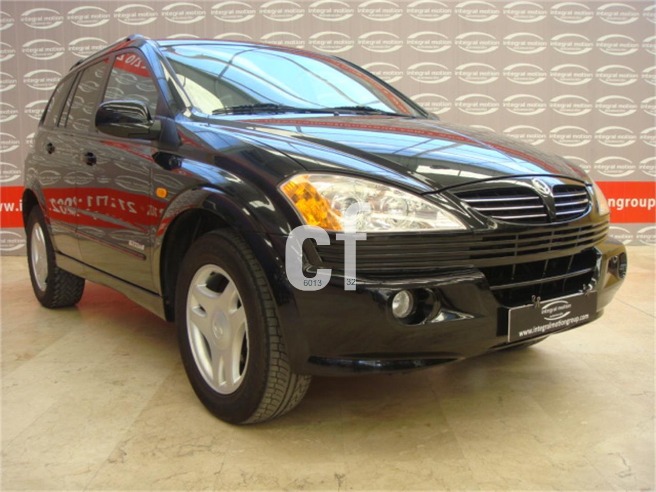 SSANGYONG Kyron de venta de venta por 9500