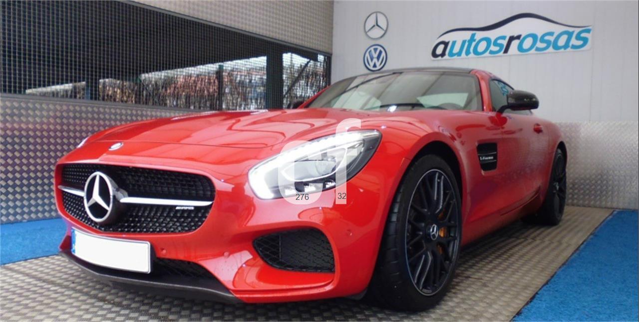 MERCEDES-BENZ AMG GT de venta