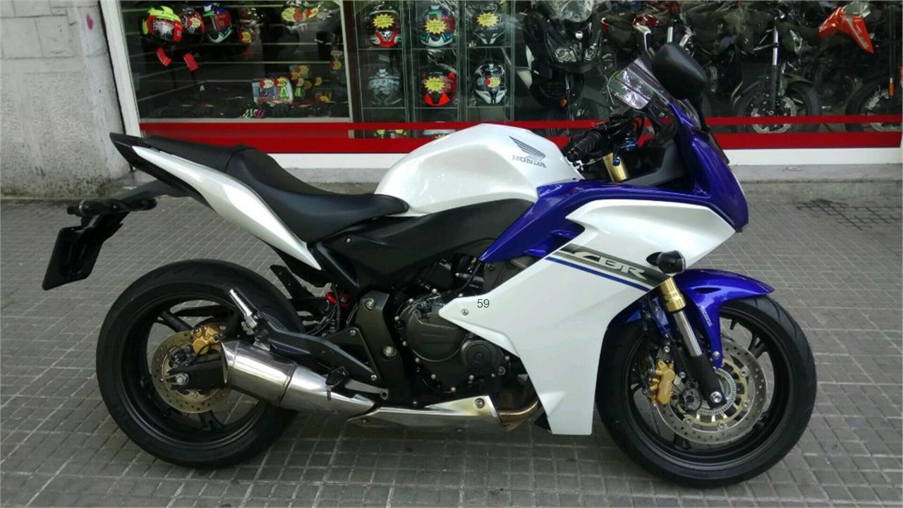 HONDA CBR 600F ABS de venta