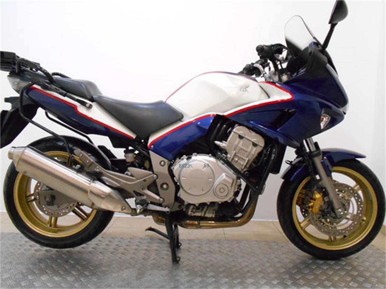 HONDA CBF 1000 C-ABS