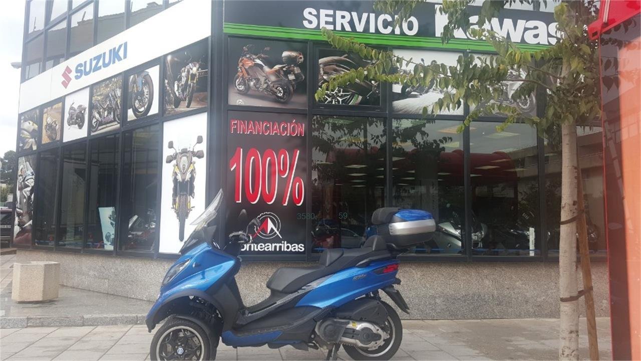 PIAGGIO MP3 500 BUSINESS