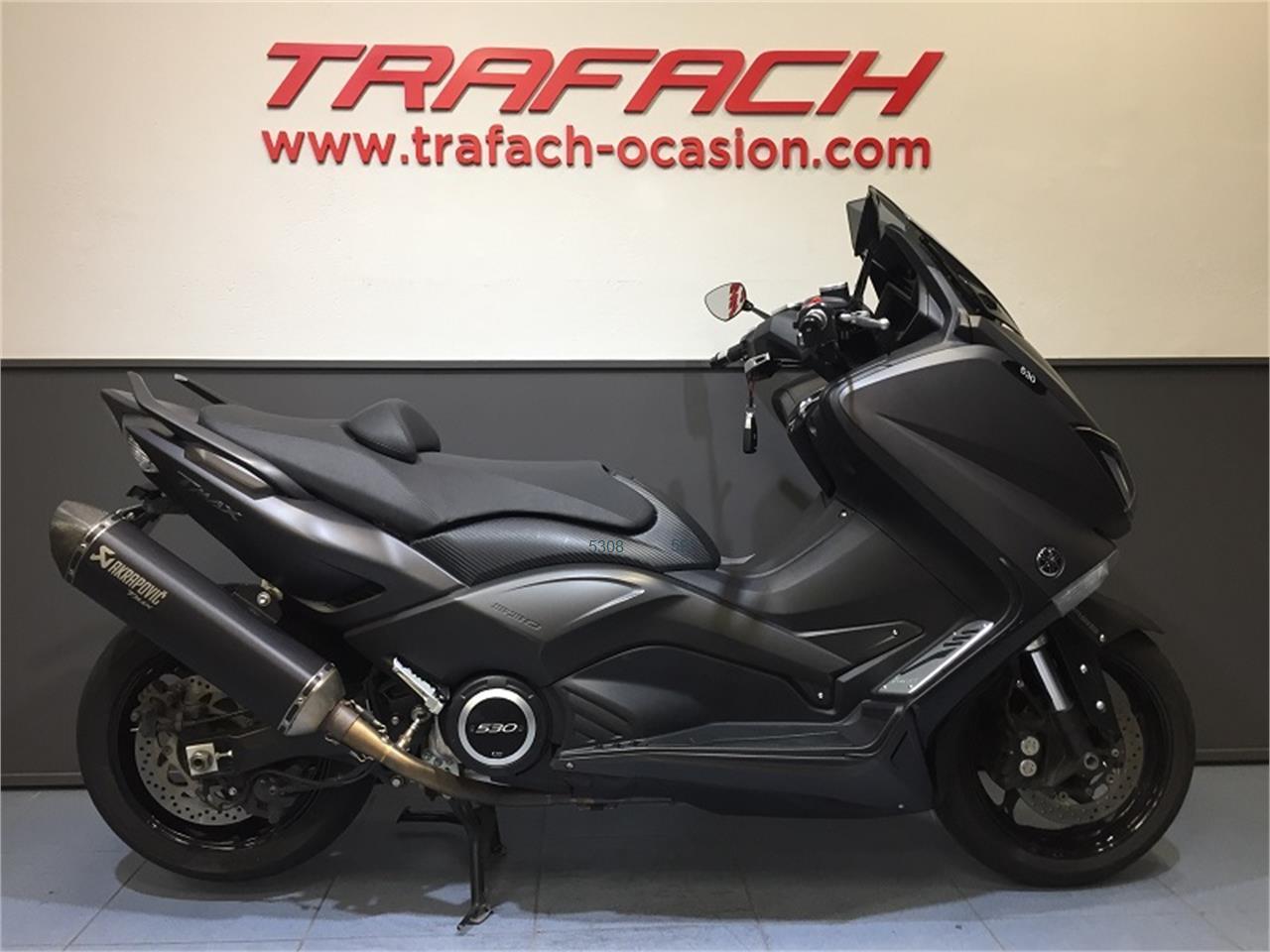 YAMAHA TMAX 530 de venta