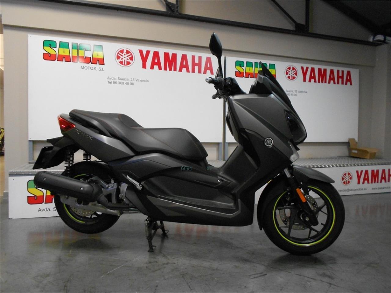 YAMAHA X MAX 125 ABS