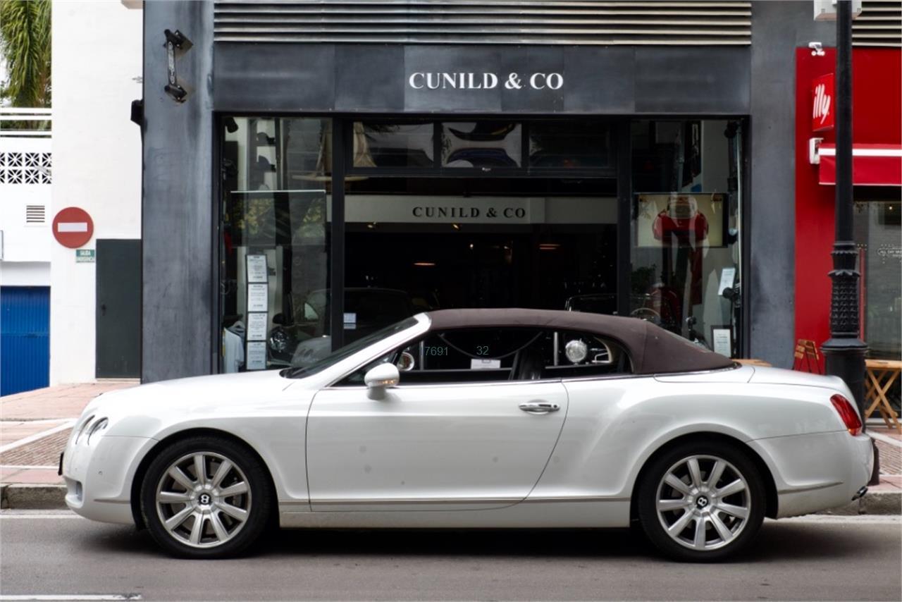 BENTLEY Continental GT de venta de venta por 79500