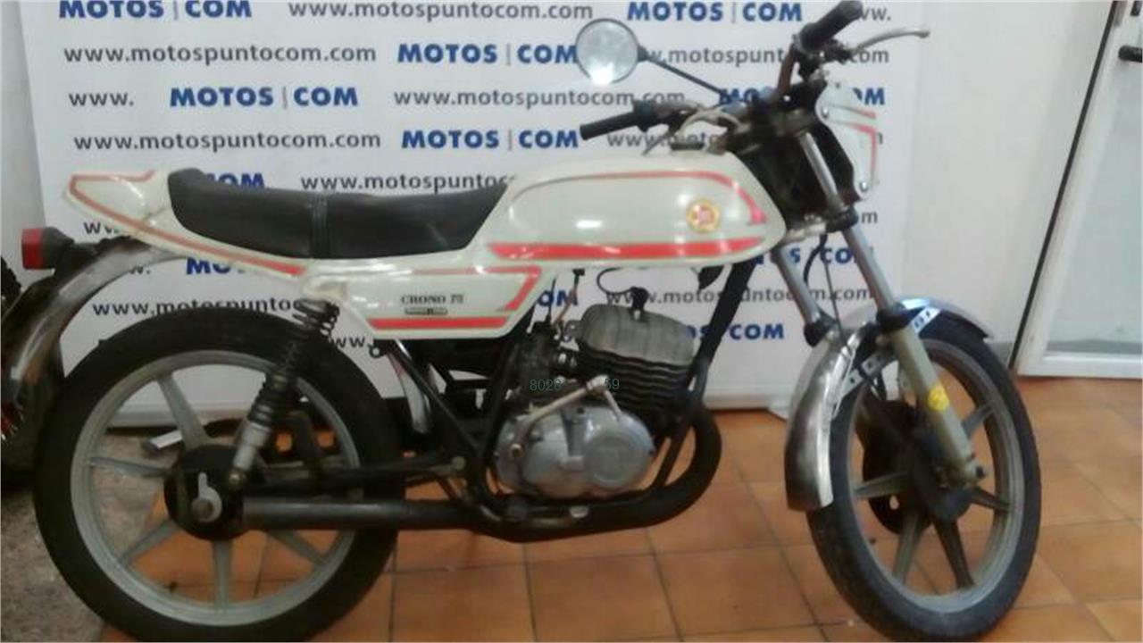 MONTESA ENDURO 75 H6