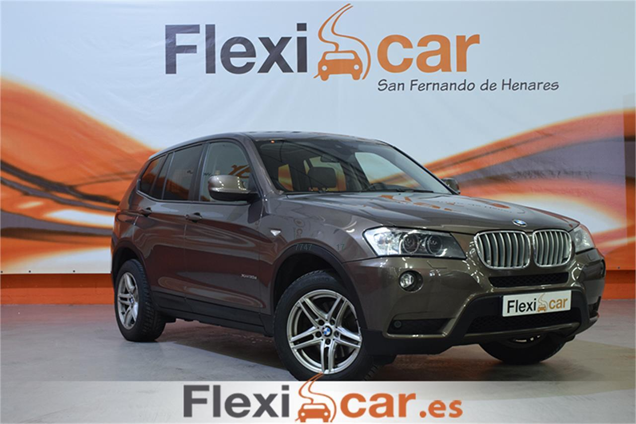 voitures bmw x3 occasion espagne. Black Bedroom Furniture Sets. Home Design Ideas