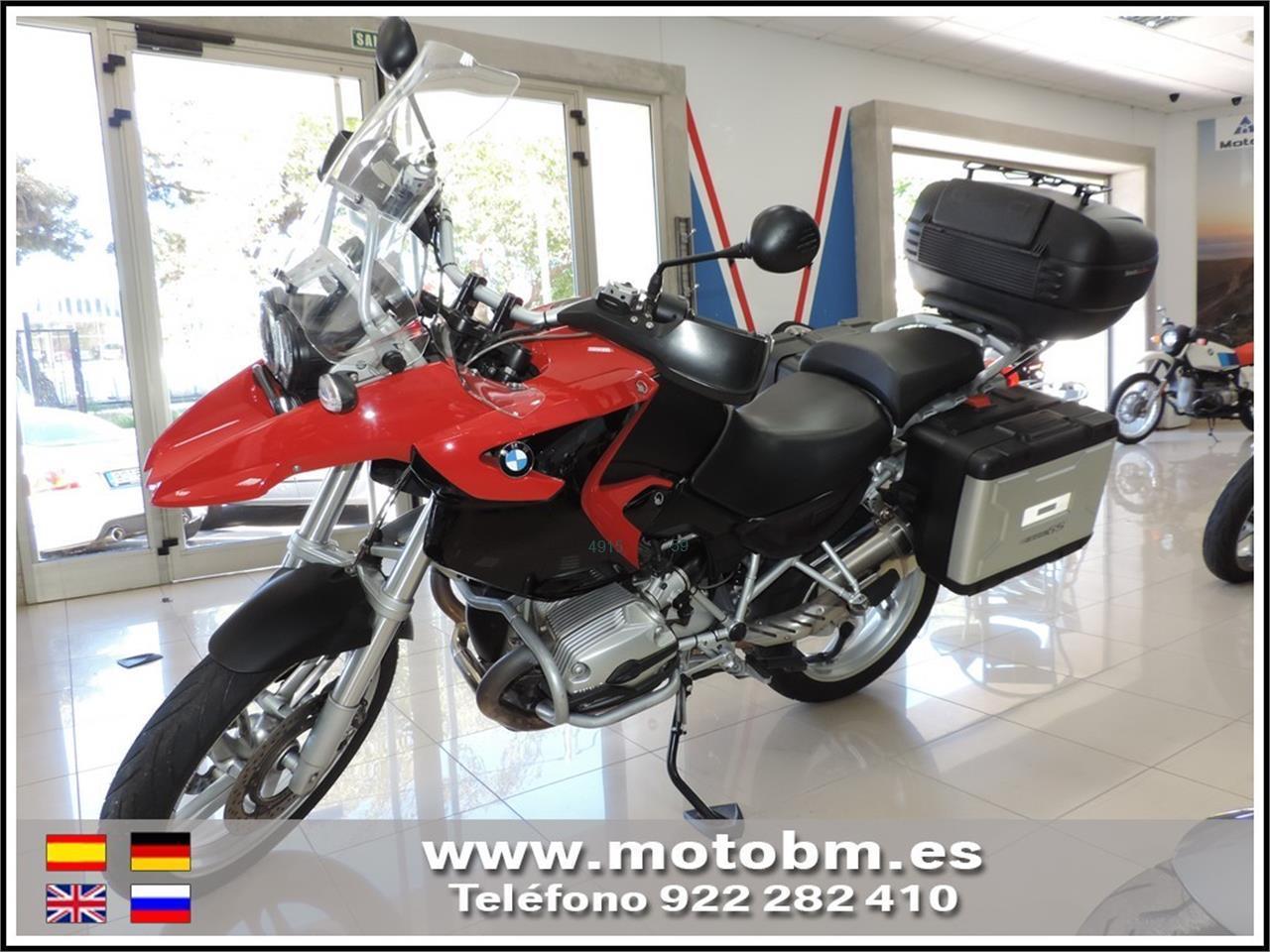 BMW R 1200 GS 105CV