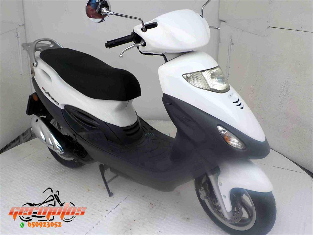 KYMCO MOVIE 125 XL
