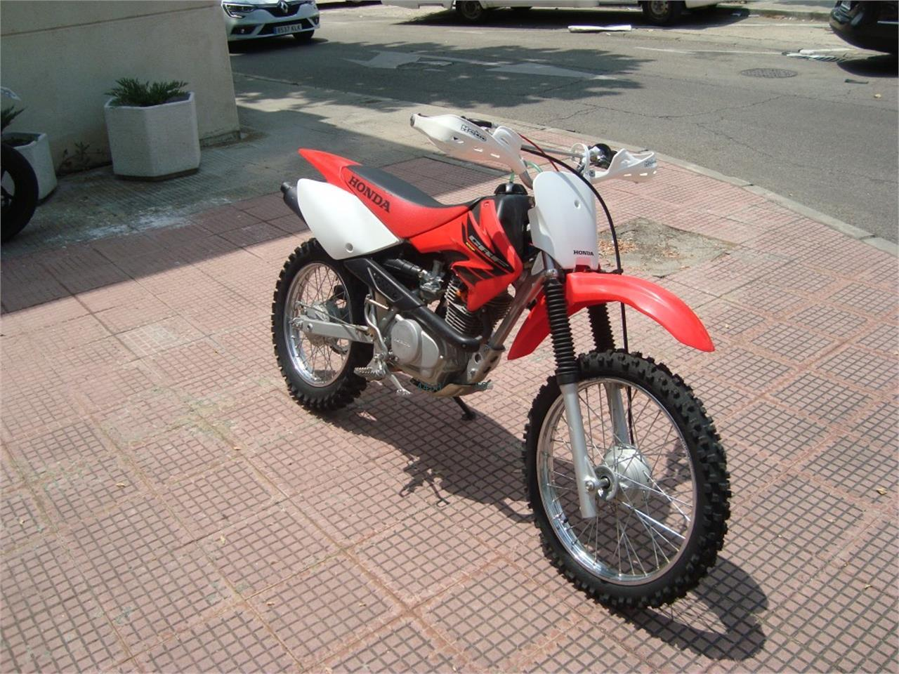 HONDA CRF 100F