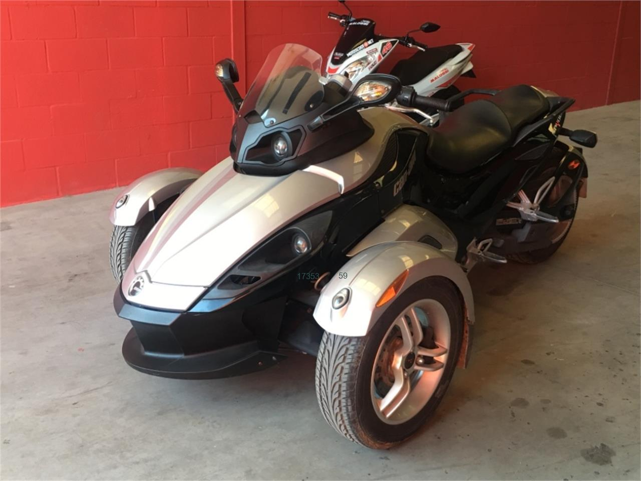CAN-AM SPYDER de venta