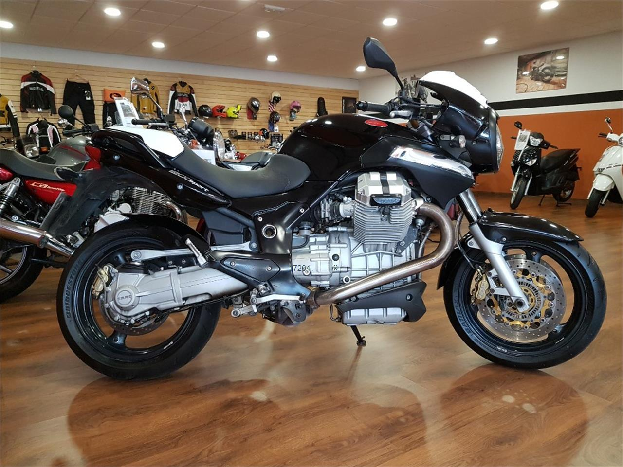 MOTO GUZZI 1200 Sport 4V ABS de venta