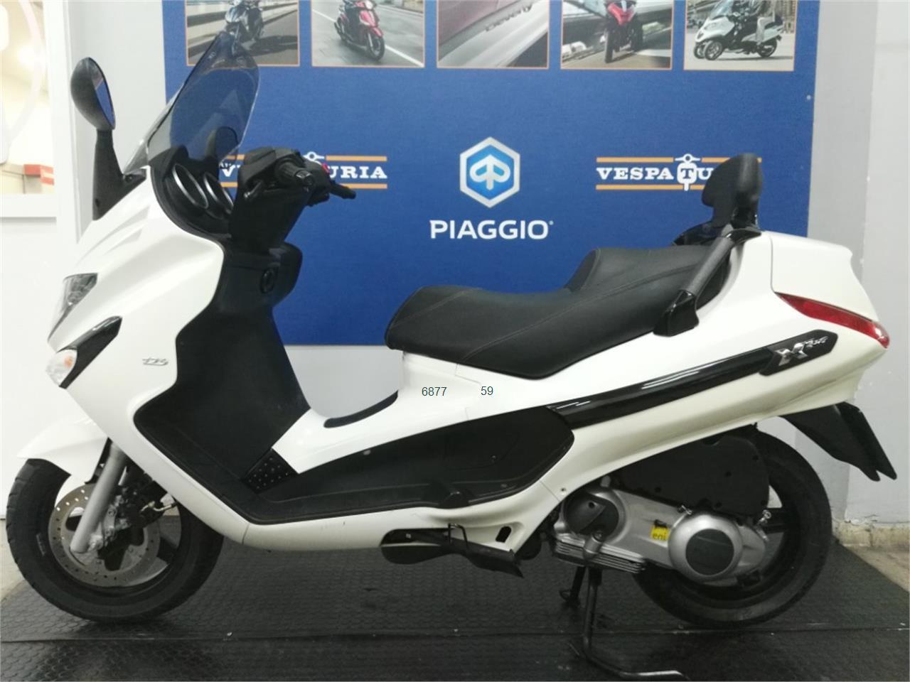 PIAGGIO X-EVO 125