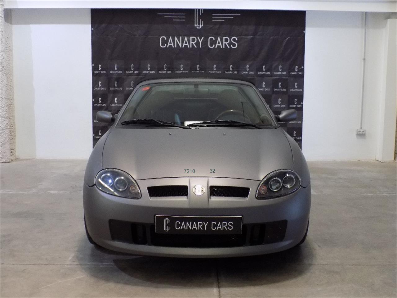 MG TF de venta de venta por 7900