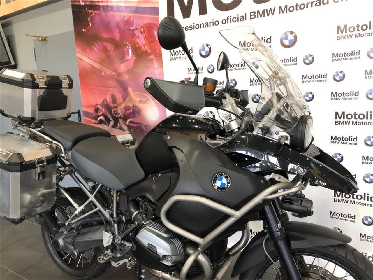 BMW R 1200 GS ADVENTURE 30 YEA