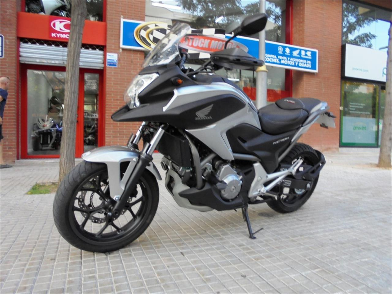 HONDA NC 700 X DCT