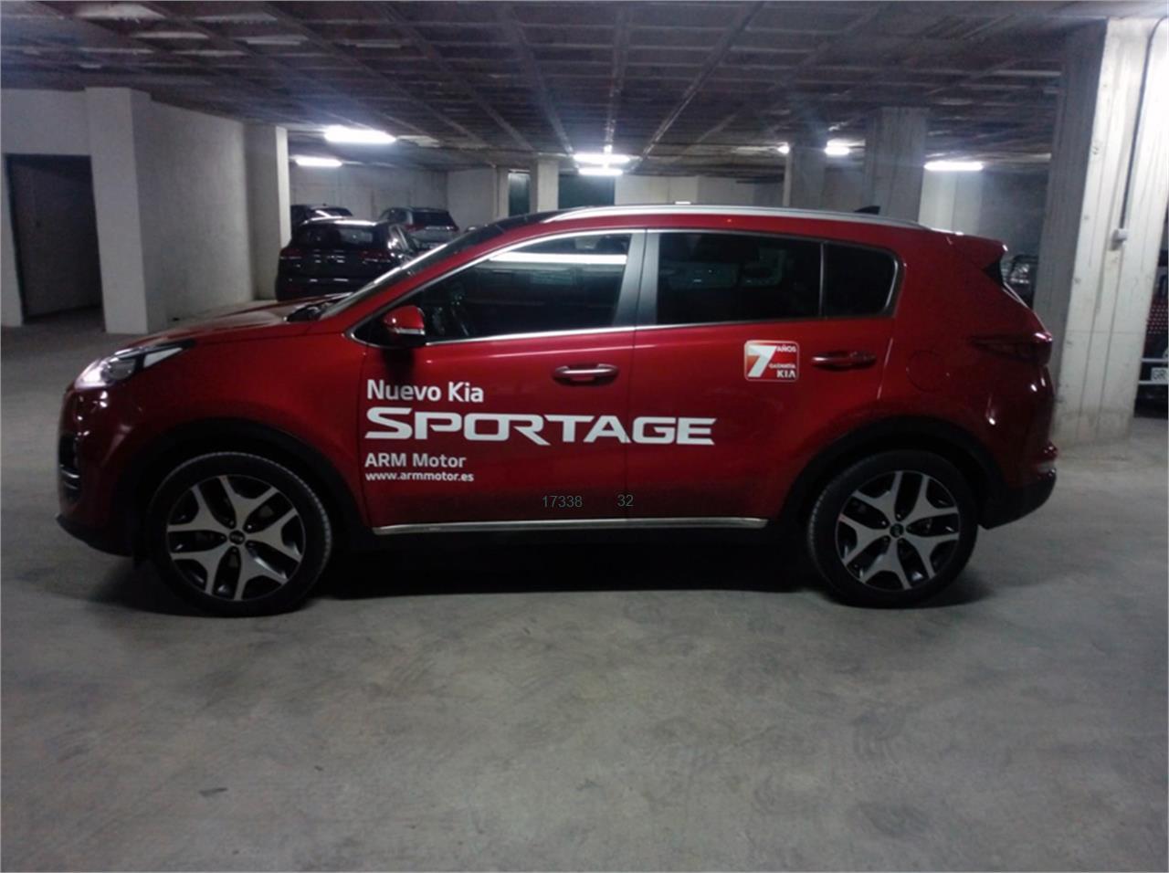 KIA Sportage de venta de venta por 23600