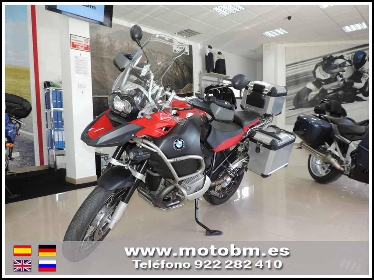 BMW R 1200 GS ADVENTURE 105CV