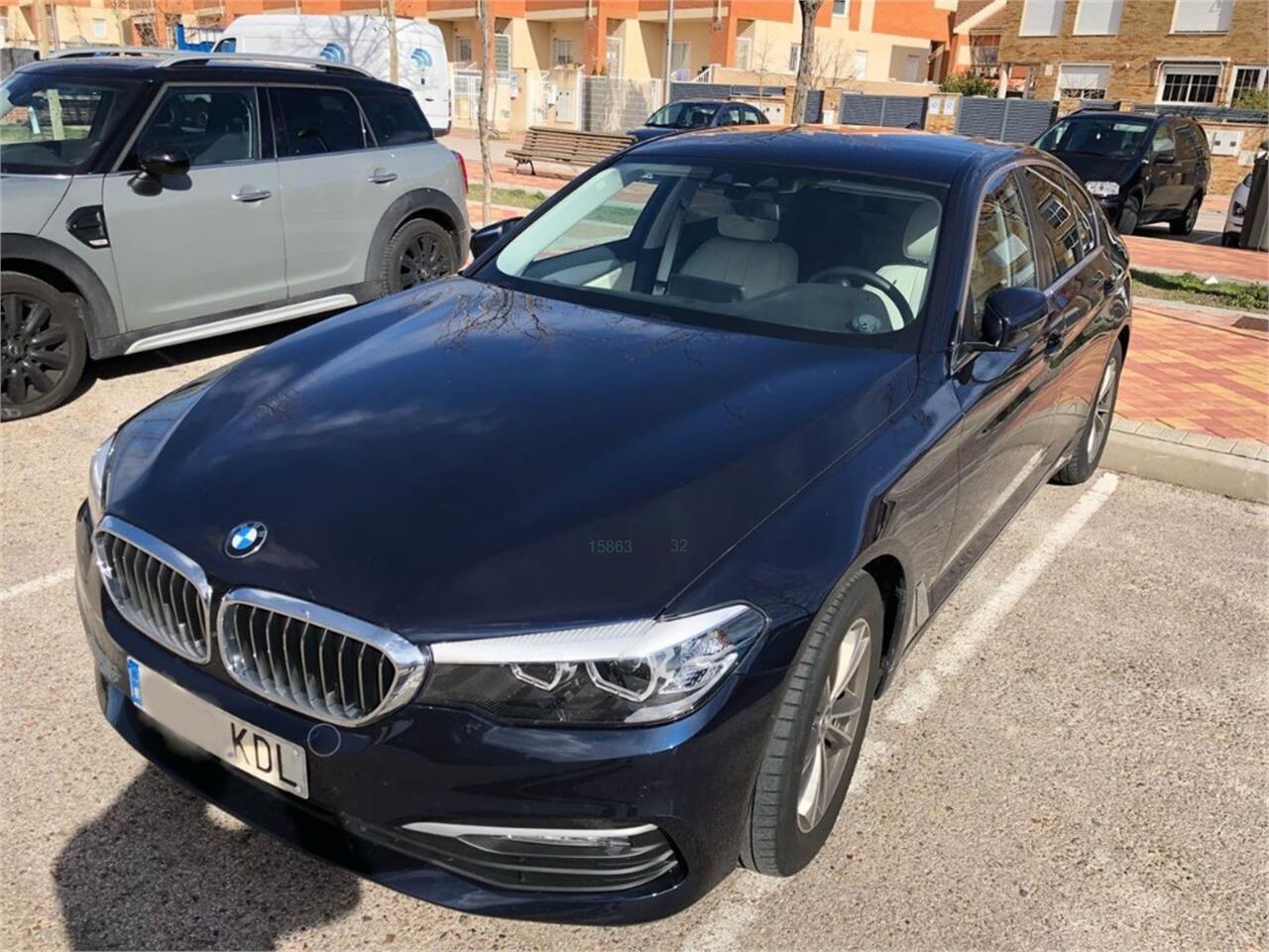 BMW Serie 5 de venta de venta por 44499