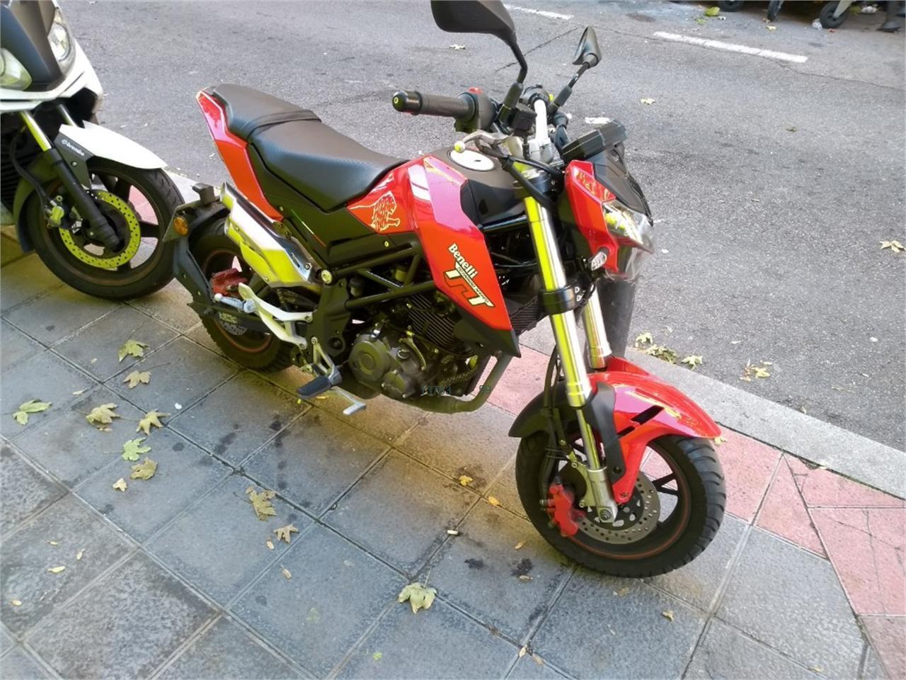 BENELLI TNT 125