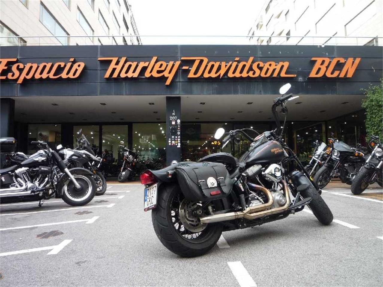 HARLEY DAVIDSON SOFTAIL CROSS
